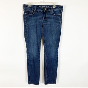 American Eagle Stretch Skinny Jeans Size 8